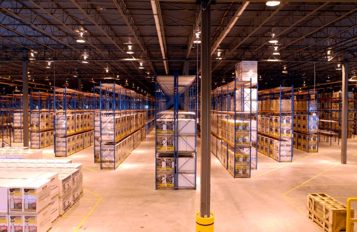 Engineering the Warehouse2014