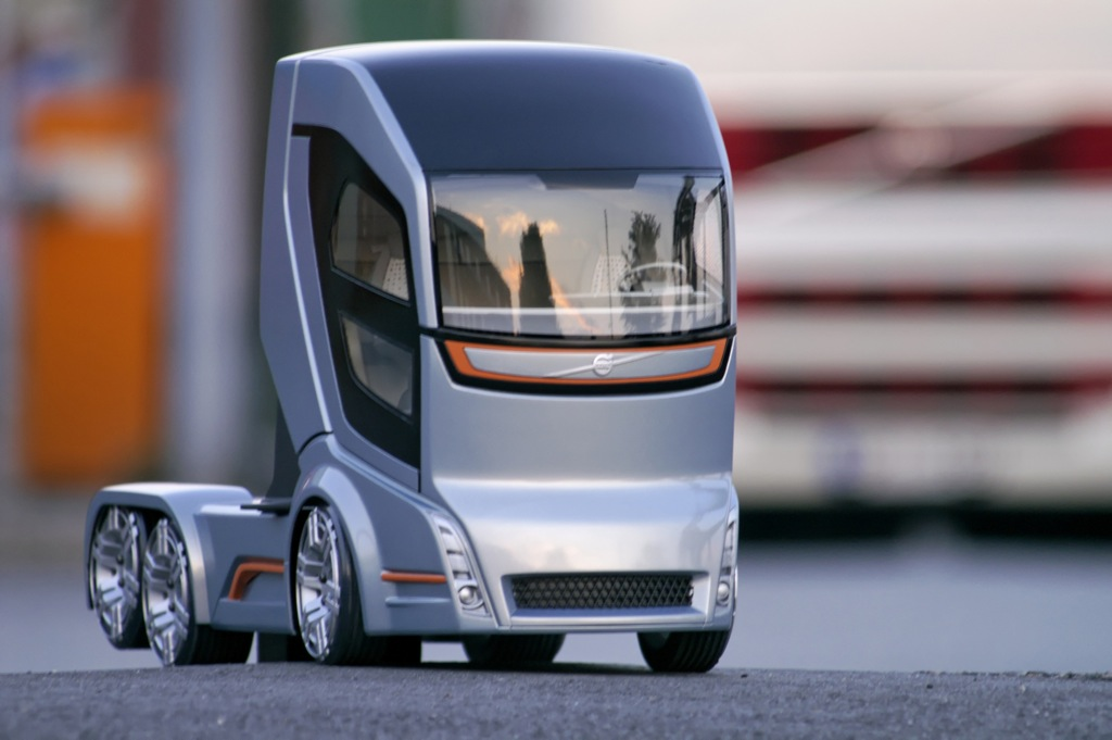 Image result for driverless truck