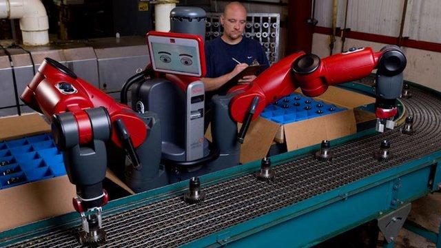 Baxter the Robot